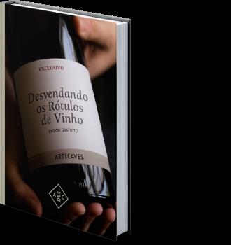 Mockup - Desvendando os Rótulos de Vinhos